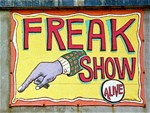 Coney Island: Freak Show