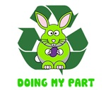 recycle bunny