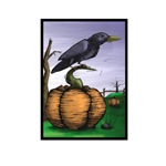 Halloween Crow
