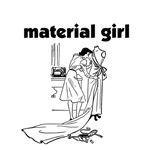 Material Girl - Sewing