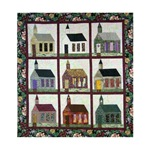 Church Quilt - Quilt Craft