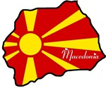 Cool Macedonia Tee Shirts