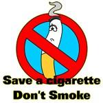 Anti-smoking designs
