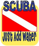 Scuba - Just Add Water