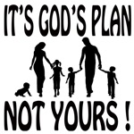 GOD'S PLAN FAMILY SHIRTS