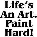 Life's An Art.