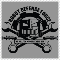 Robot Defense Force