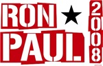 Ron Paul 2008 solid fill