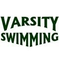 Varsity Swimming - Forest Green