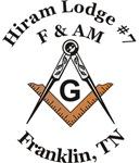 Hiram Lodge #7