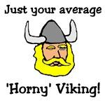 Horny Viking