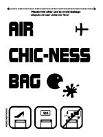 *NEW DESIGN* Air Chic-Ness