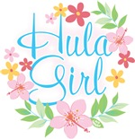 HUla Girl | Tiki Chic Hula Dancer T-shirts & Gifts
