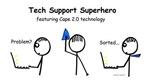Tech Superhero