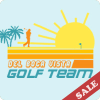 Del Boca Vista Golf Team