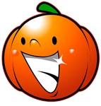 Boo The Halloween Pumpkin