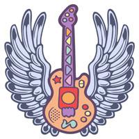 Kidling Wing Guitar