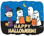 The Peanuts Gang: Happy Halloween