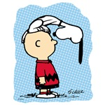 Peek-A-Boo Charlie Brown