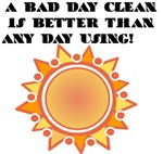 A Bad Day Clean....