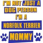 Norfolk Terrier Mommy