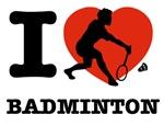 I love Bandminton