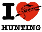 I love Hunting
