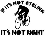 If it's not cycling it's not right