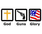 God Guns Glory
