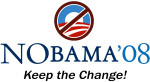 NoBama - Keep the Change!