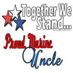Proud Marine Uncle