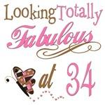 Fabulous 34th