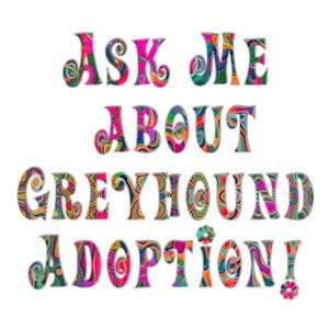 Greyhounds Are Groovy! Meet & Greet Gear