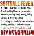 Meaning of Softball Fever