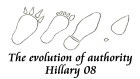 Evolution of Authority - Hillary 08