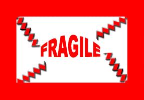 HUMOR/FRAGILE