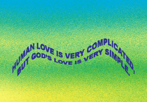 RELIGION/HUMAN LOVE IS VERY COMPLICATED