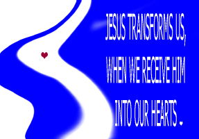 RELIGION/JESUS TRANSFORMS US