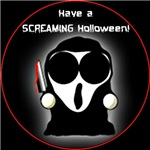 Halloween SCREAM!