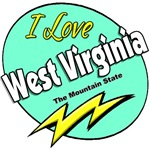 West Virginia gifts