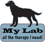 Black Lab Therapy
