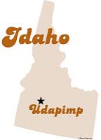 Udapimp Idaho