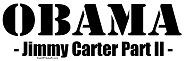 Obama Jimmy Carter Part 2 Shirts