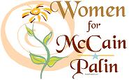 Women For McCain Palin '08