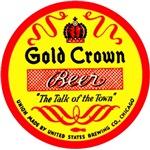 Gold Crown Beer-1939