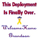 Welcome home grandson