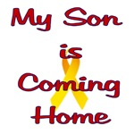 My son is coming home