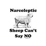 Narcoleptic Sheep Can't Say No