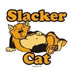 Slacker Cat