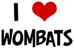 I Love Wombats
